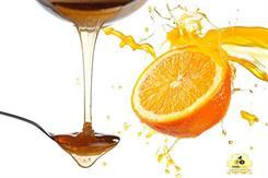 Nước cam mật ong