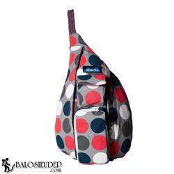 Túi đeo chéo Kavu Rope Bag chấm bi