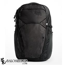 Balo Laptop The North Face Router Transit 2018 màu ghi đen