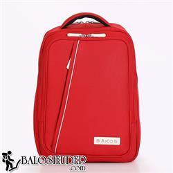 Balo Sakos Zen i14 màu đỏ
