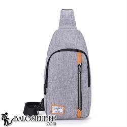 Túi đeo chéo Golden Wolf GXB0106