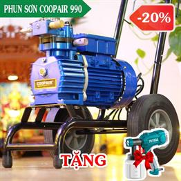 ☘️ Máy Phun Sơn Công Nghiệp 990