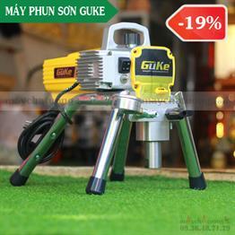 ☘️ Máy phun sơn công nghiệp Guke 450