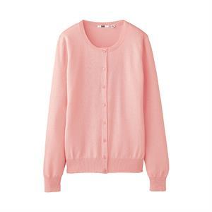 Áo len nhẹ _pink_S Uniqlo - LN2