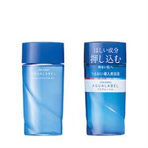 Nước hoa hồng Shiseido Aqua Label xanh ( very moist) 130ml