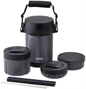 Cặp lồng cơm, hộp cơm giữ nhiệt Thermos - JBG 1801