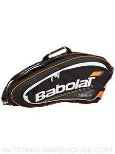 Túi vợt tennis Babolat Team PLAY 6-Pack Bag (Orange) - TV02