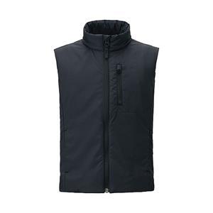Áo khoác gile lót  lông cừu cho bé - WK26