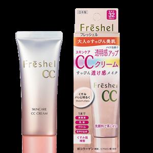 Kanebo Freshel Skincare CC Cream