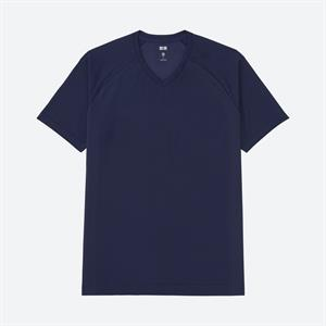 Áo thể thao Uniqlo - Dry Ex, Anti-Bacterial AT 67