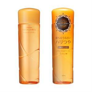 Nước hoa hồng Shiseido Aqualabel vàng 200ml