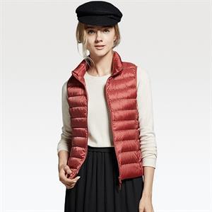 Áo gile nữ siêu nhẹ Uniqlo - SG39