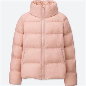 Áo khoác bông  bé gái Uniqlo:  KD11