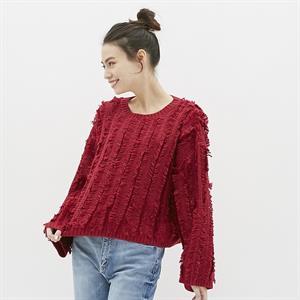 Áo len nữ Gu - Uniqlo - WL46