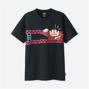 Áo phông cotton  TF28 - Uniqlo