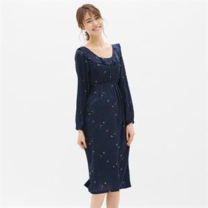 Váy hoa nữ Gu - Uniqlo xinh xắn -  WD 202