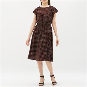 Váy chấm bi GU - Uniqlo xinh xắn - WD202