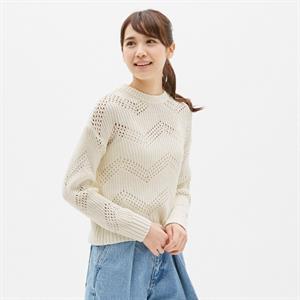 Áo len nữ Gu - Uniqlo - WL158