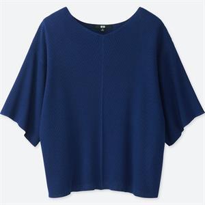 Áo len nữ cánh dơi Uniqlo