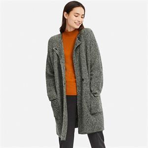 Áo choàng len nữ Uniqlo - WW01
