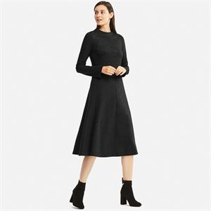 Váy dạ Uniqlo WD03