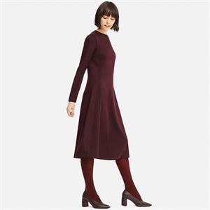 Váy dạ Uniqlo WD01
