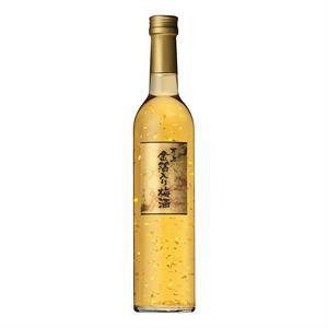 Rượu mơ vảy vàng Nhật Kikoman - 500ml