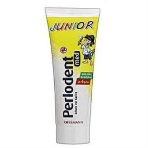Kem đánh răng Perloden Junior - cho trẻ trên 6T