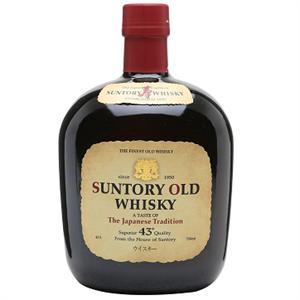 Rượu Suntory Old Whisky Nhật Bản - 700ml