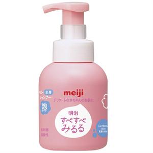 Sữa tắm bình Meiji cho bé - 350ml - ST04