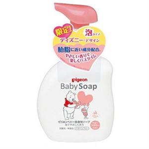 Pigeon Baby Soap  - Sữa tắm gội cho bé - 500ml - ST03