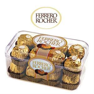 Chocolate Ferrero Rocher 16 viên-200 g - Hộp Chocolate tuyệt hảo