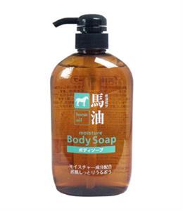 Sữa tắm mỡ ngựa  - chống khô da, giữ cho da luôn mềm, sạch.