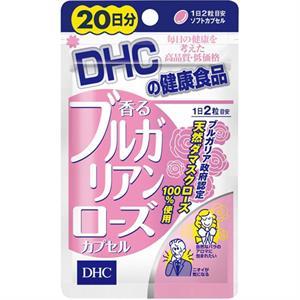 Viên uống DHC hoa hồng, thơm cơ thể - 40v