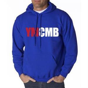 Áo hoodie YMCMB Dark Blue - HS 602