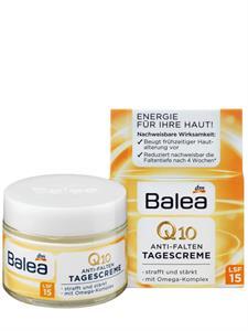 Kem dưỡng da Balea Q10 chống lão hóa chống nhăn (kem ngày) - 50ml