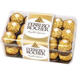 Socola Ferrero Rocher 30 viên- 375gr - Vị ngon tuyệt hảo