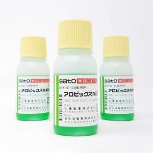 Tinh chất kích thích mọc tóc Sato Arovics Solution Nhật Bản