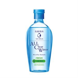 Tẩy trang senka All Clear Water - chiết xuất từ trà xanh