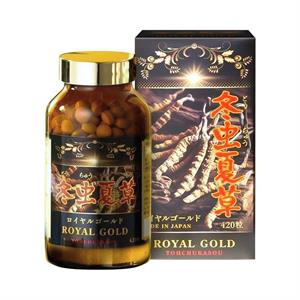 Đông trùng hạ thảo Royal Gold Nhật Bản - 420 viên