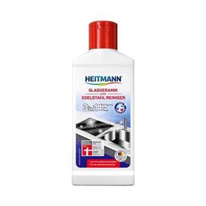 Dung dịch làm sạch bề mặt bếp từ và inox HEITMANN 250ml