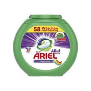Viên giặt Ariel Colorwaschmittel All in 1 PODS
