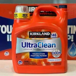 Nước giặt Kirkland UltraClean - Premium Laundry Detergent - Hàng Úc