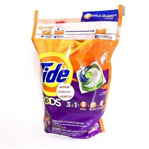 Viên giặt Tide Proctor & Gamble Mỹ - Pods 3 in 1 42 viên