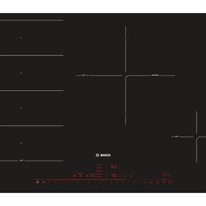 Bếp từ Bosch PXE801DC1E 2 vùng nấu - 1 vùng đa điểm