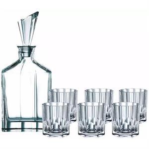 Bộ cốc bình uống Whisky Nachtmann Aspen 0090025