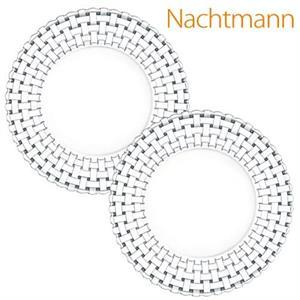 Bộ đĩa tròn Nachtmann Bossa Nova 98028 Speiseteller 27 cm