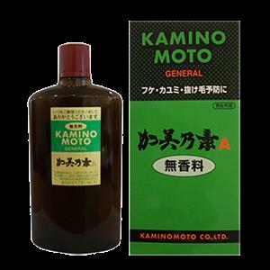 Thuốc kích thích mọc tóc Kaminomoto General Hair Growth - dành cho tóc thưa, mỏng