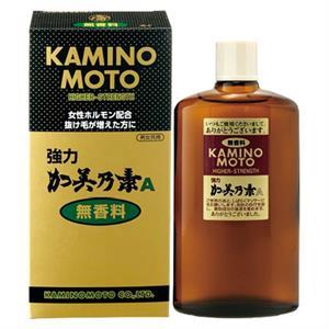 Tinh chất kích thích mọc tóc Kaminomoto Higher Strength – Trị Rụng Tóc Nặng, người bị hói