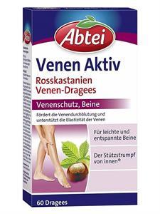Thực phẩm chức năng Đức chống giãn tĩnh mạch Atei venen aktiv